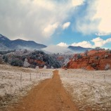 Red Rock Open Space, Colorado Springs, Colorado